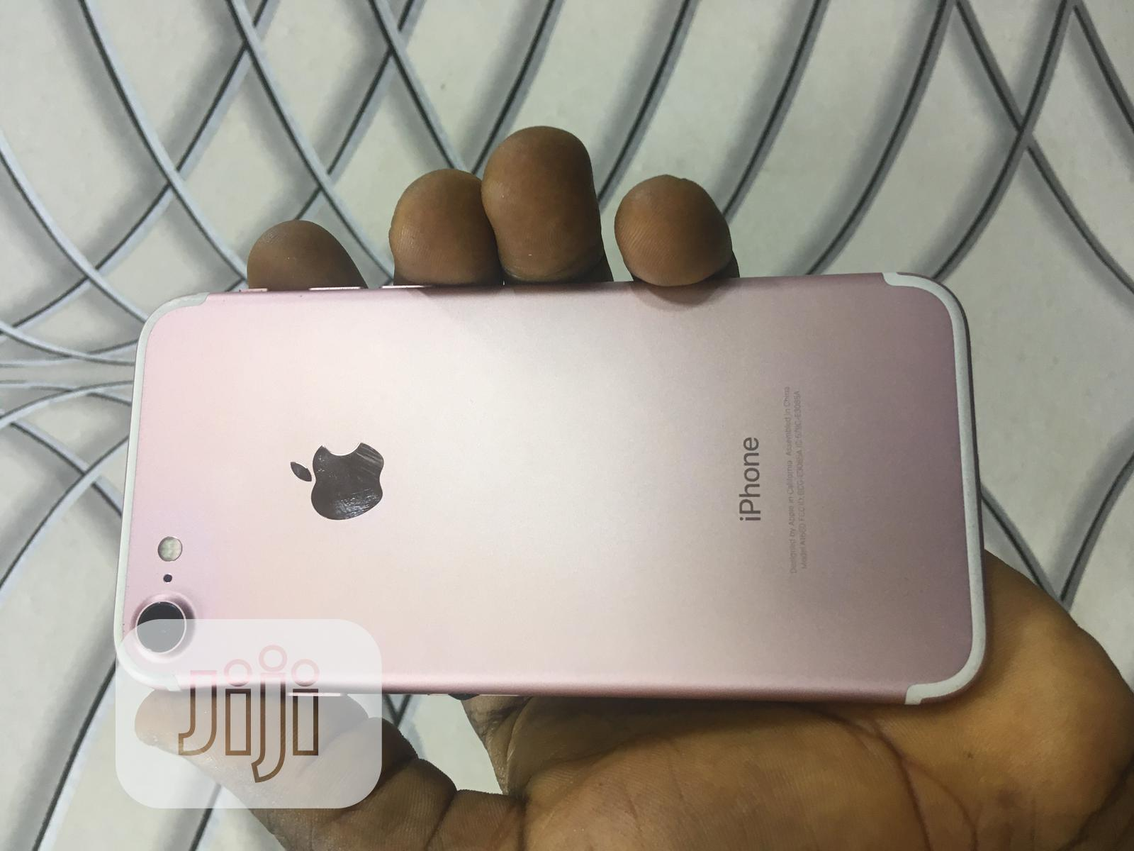 Apple iPhone 7 32 GB Gray | Mobile Phones for sale in Ikeja, Lagos State, Nigeria