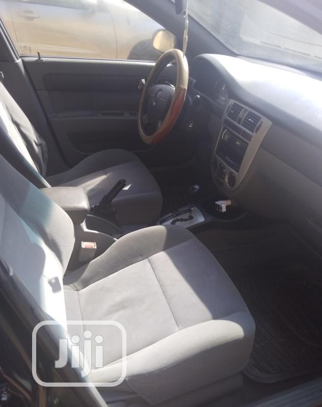 Archive: Chevrolet Optra 2008 Black