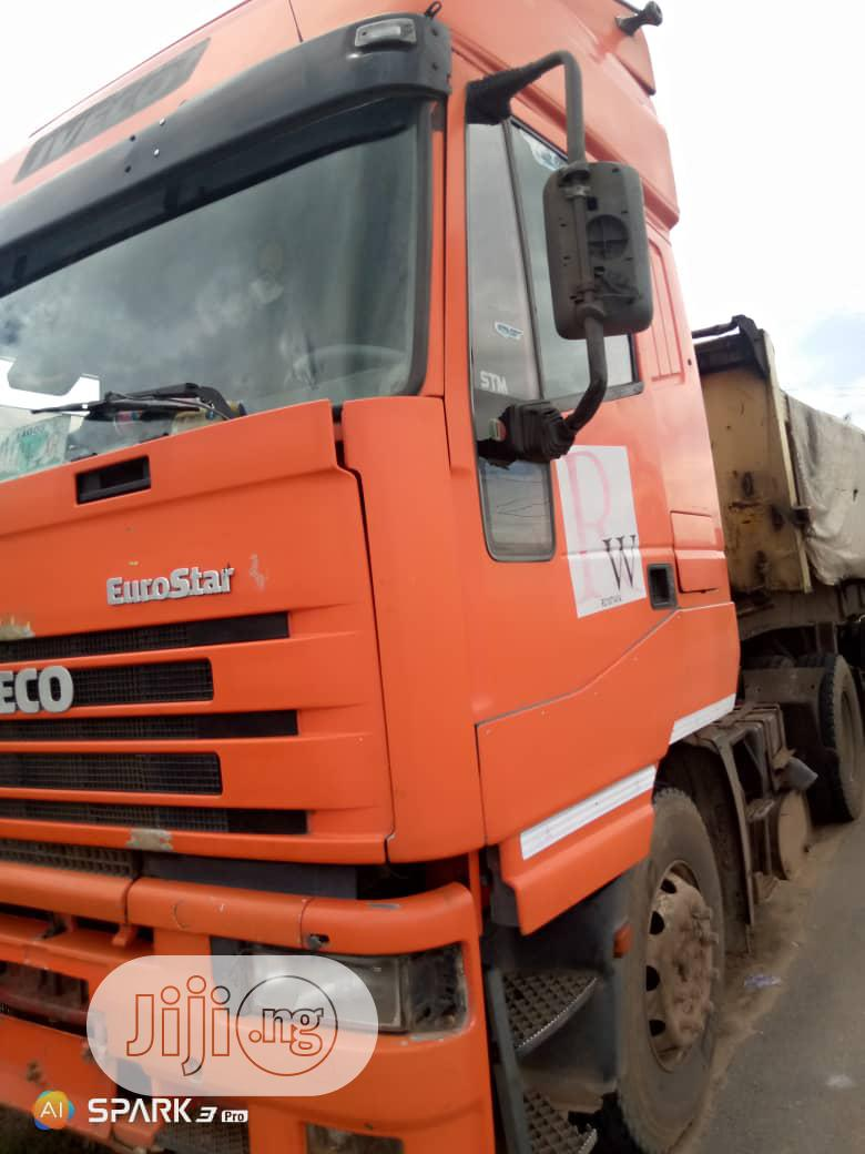 2001 Iveco Tractor Head For Sale
