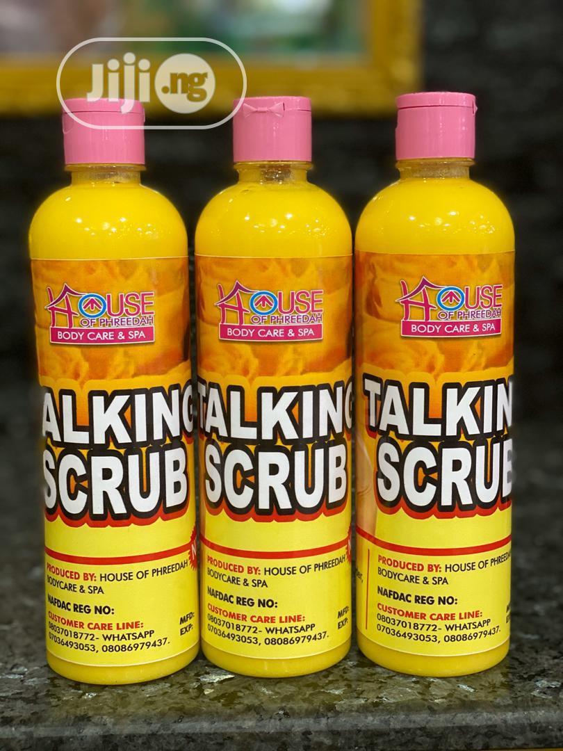 Talking Scrub for Sale