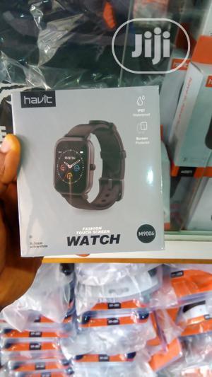 Havit M9006 Smart Bracelet Fashion Screentouch Smart Watch   Smart Watches & Trackers for sale in Lagos State, Ikeja