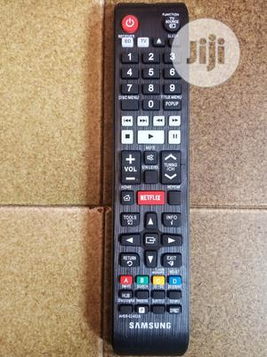 Samsung Smart Tv Remote Control | Accessories & Supplies for Electronics for sale in Lagos State, Surulere