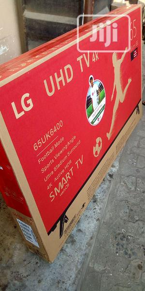 Lg Smart Tv With Netflix 65 Inches   TV & DVD Equipment for sale in Lagos State, Isolo