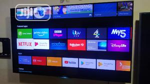 """50""""Inches Original Sony Smart Android Processor TV   TV & DVD Equipment for sale in Lagos State, Ojo"""