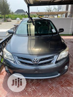 Toyota Corolla 2012 Gray | Cars for sale in Lagos State, Ikoyi