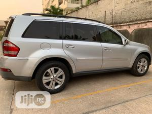 Mercedes-Benz GL Class 2009 GL 450 Silver | Cars for sale in Lagos State, Lekki