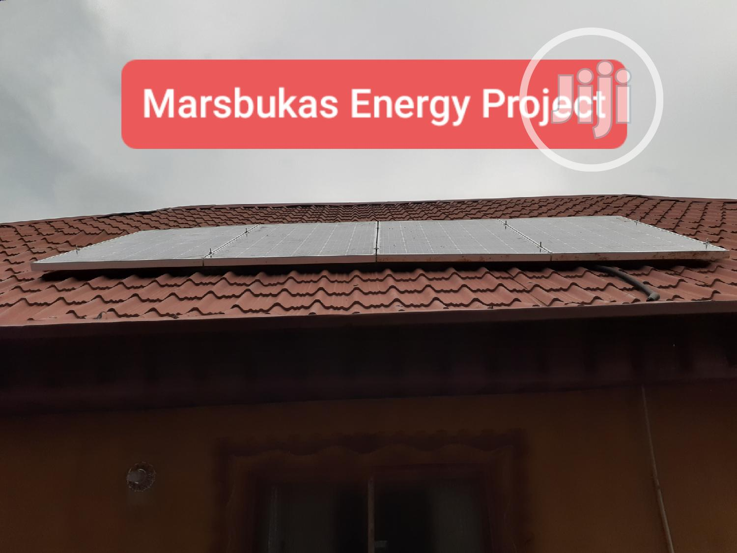 """2kva/24v Complete Solar System...""""Let There Be Light"""" 