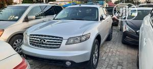 Infiniti FX35 2007 Base 4x2 (3.5L 6cyl 5A) Silver | Cars for sale in Lagos State, Ajah