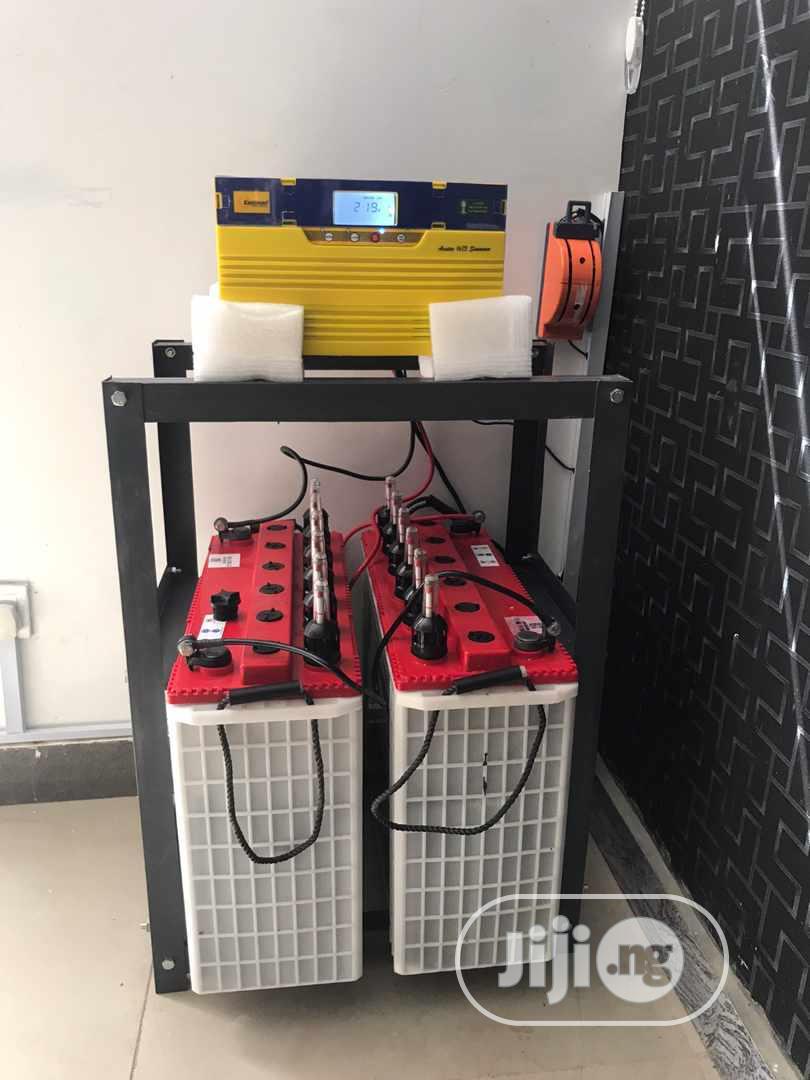 2.5KVA Inverter Solution Installation