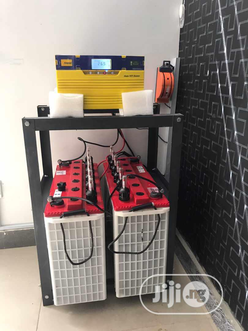 2.5KVA Inverter Solution Installation | Solar Energy for sale in Gwarinpa, Abuja (FCT) State, Nigeria