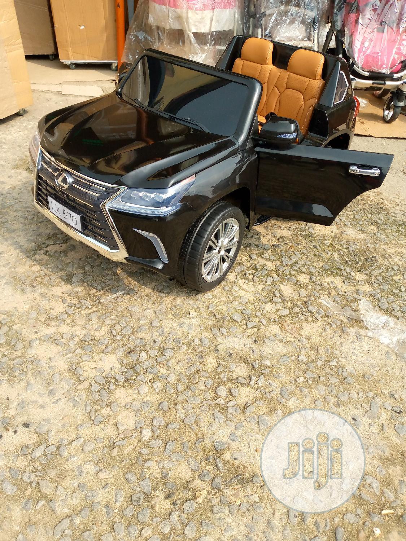 LEXUS 570 (Electric Toy Car)   Toys for sale in Lagos Island (Eko), Lagos State, Nigeria