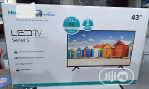 43 Inches Hisense Led Tv | TV & DVD Equipment for sale in Lagos State, Ojo