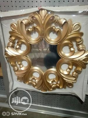 Gold Mirror | Home Accessories for sale in Lagos State, Lagos Island (Eko)