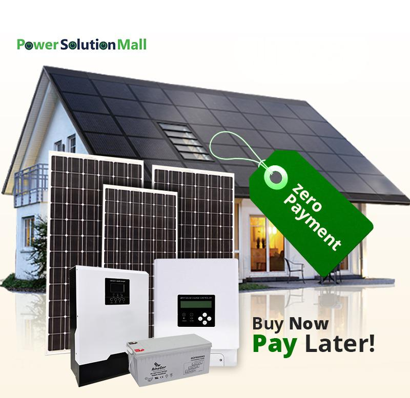 3200w SOLAR Solution Installation (Buy Now Pay Later Option)