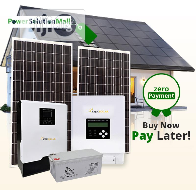 3200w SOLAR Solution Installation (Buy Now Pay Later Option)   Solar Energy for sale in Tarkwa Bay Island, Lagos State, Nigeria