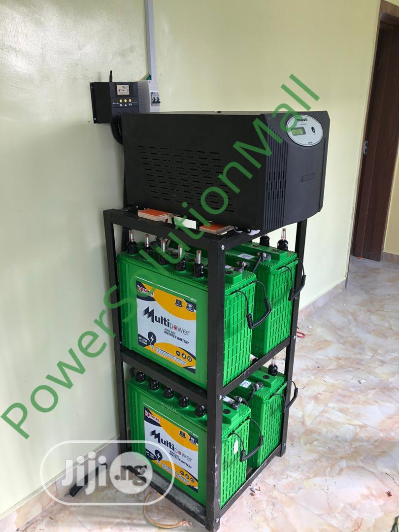 7.5kva SOLAR Installation (With Pay Later Option)