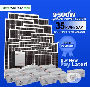 9500W SOLAR Installation (With Pay Later Option) | Solar Energy for sale in Lagos State, Amuwo-Odofin
