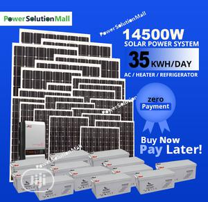 14500W SOLAR Installation (With Pay Later Option) | Solar Energy for sale in Lagos State, Ajah