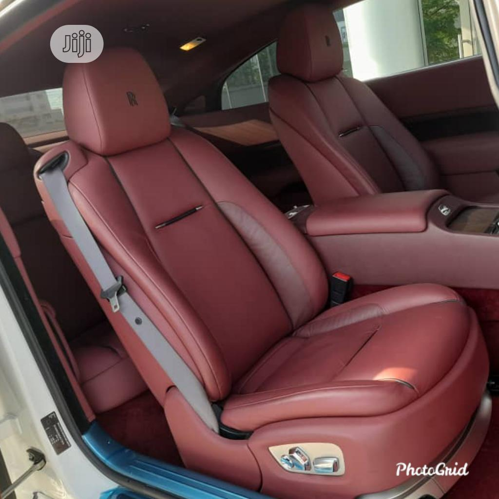 New Rolls-Royce Camargue 2016 White | Cars for sale in Ikeja, Lagos State, Nigeria
