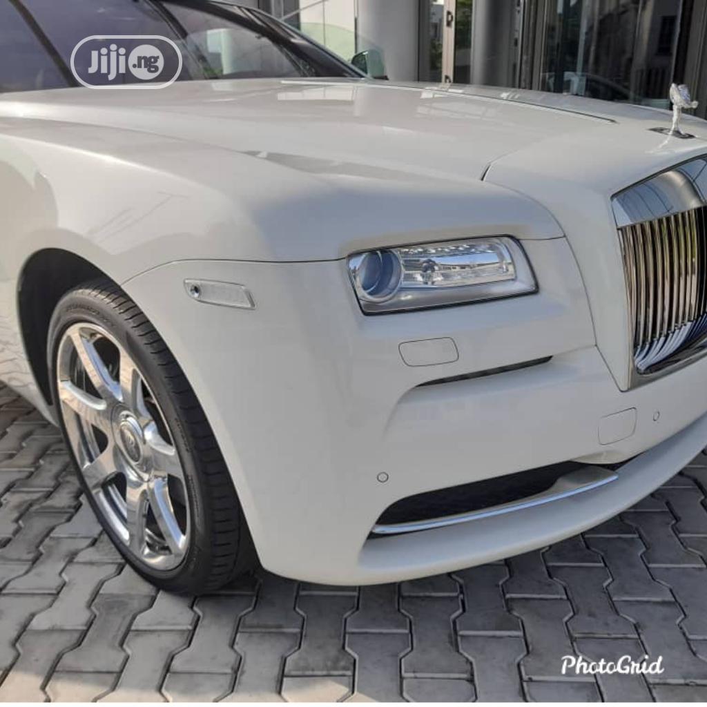 New Rolls-Royce Camargue 2016 White