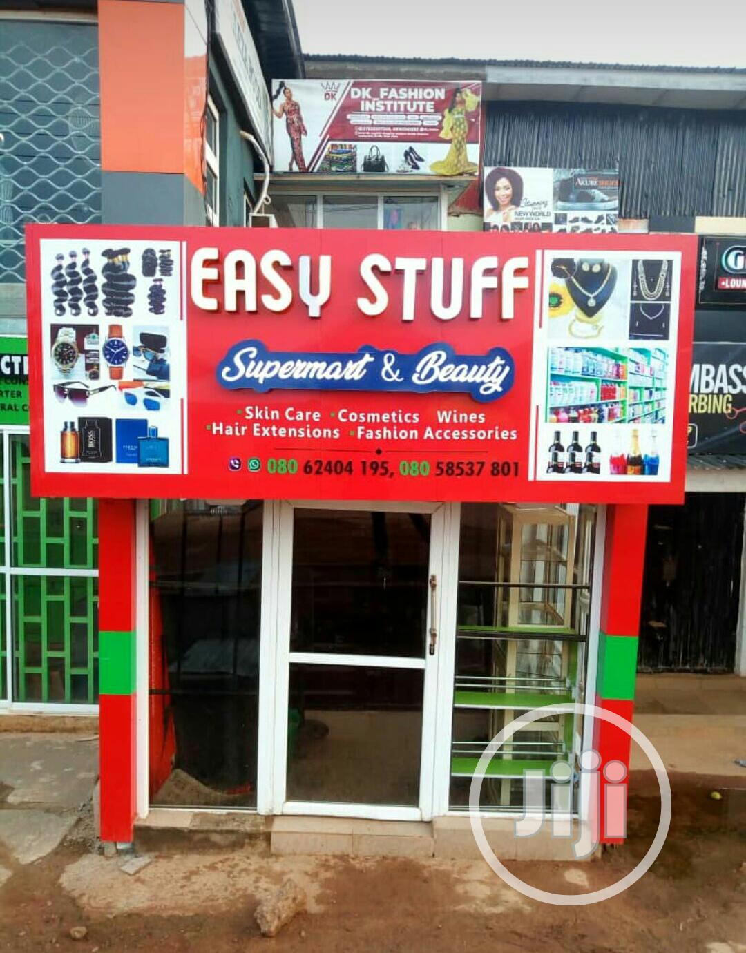 Archive: Signage Outdoor And Indoor