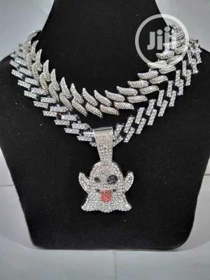 Beautiful Neck Cuban   Jewelry for sale in Delta State, Warri