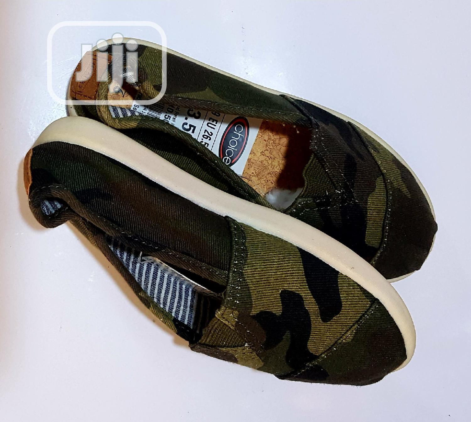 Kamoh Toms Casual Shoe | Children's Shoes for sale in Ojodu, Lagos State, Nigeria