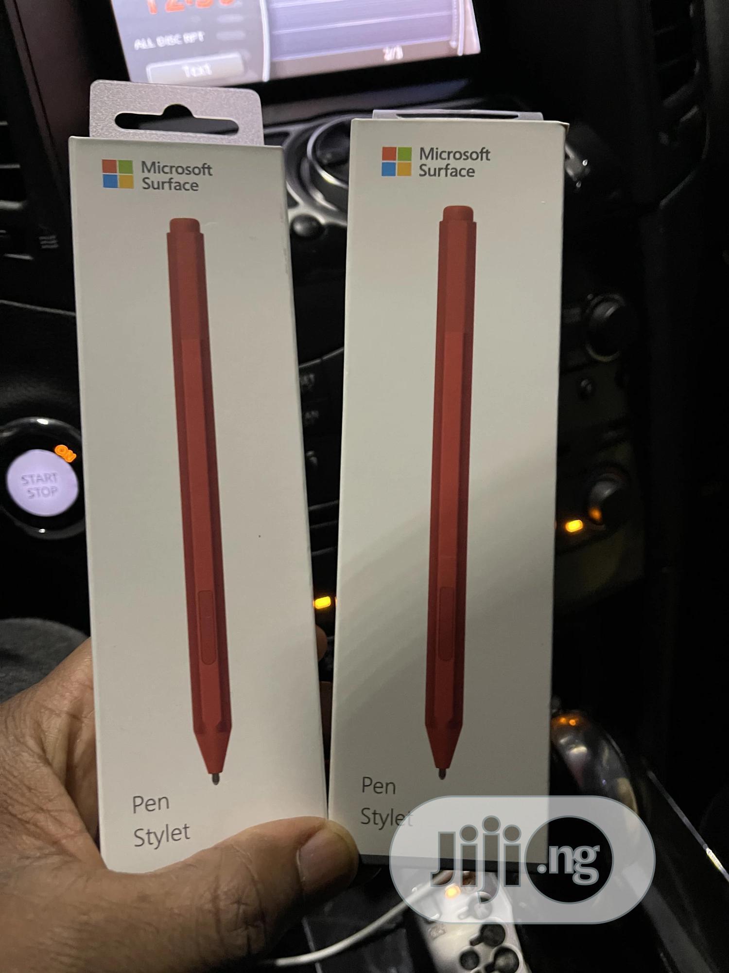 Microsoft Surface Pen Platinum Model 1776