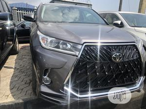 Toyota Highlander 2017 Gray   Cars for sale in Lagos State, Amuwo-Odofin