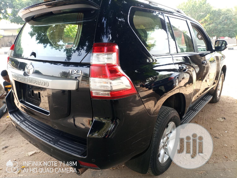 Toyota Land Cruiser Prado 2014 GXL Black | Cars for sale in Garki 2, Abuja (FCT) State, Nigeria