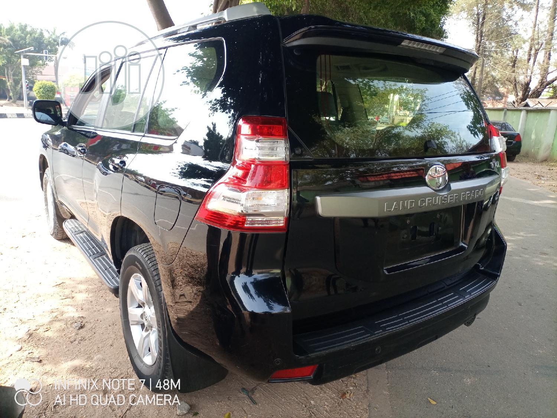 Toyota Land Cruiser Prado 2014 GXL Black