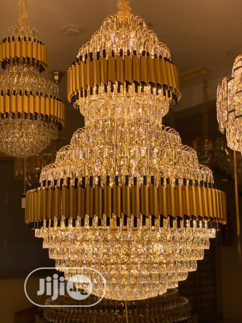 Crystal Chandelier Light