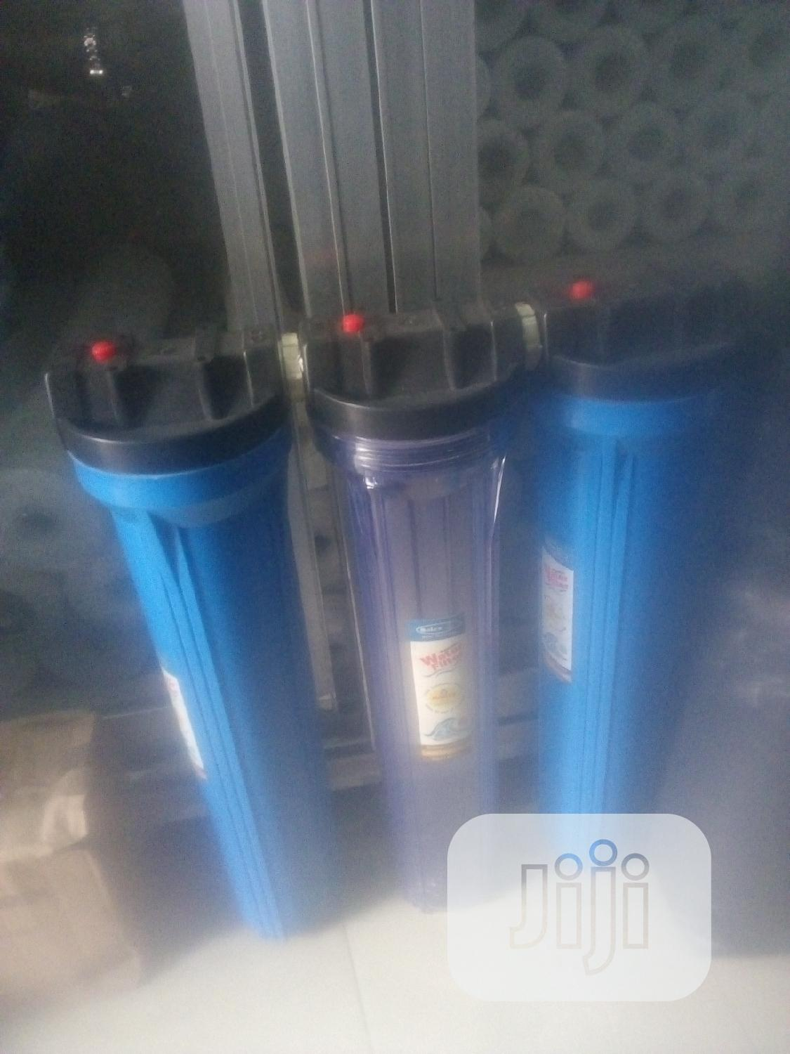 20inches Water Filter Housing