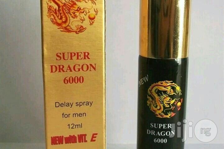 Archive: Super Dragon 6000 Premature Ejaculation Delay Spray With Vitamin E