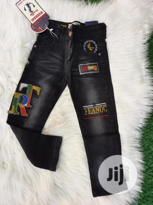 Quality Boys Jeans Trouser | Children's Clothing for sale in Lagos State, Ikeja