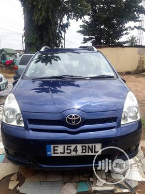 Toyota Corolla 2005 Verso 1.8 VVT-i Luna Blue | Cars for sale in Lagos State, Ikeja