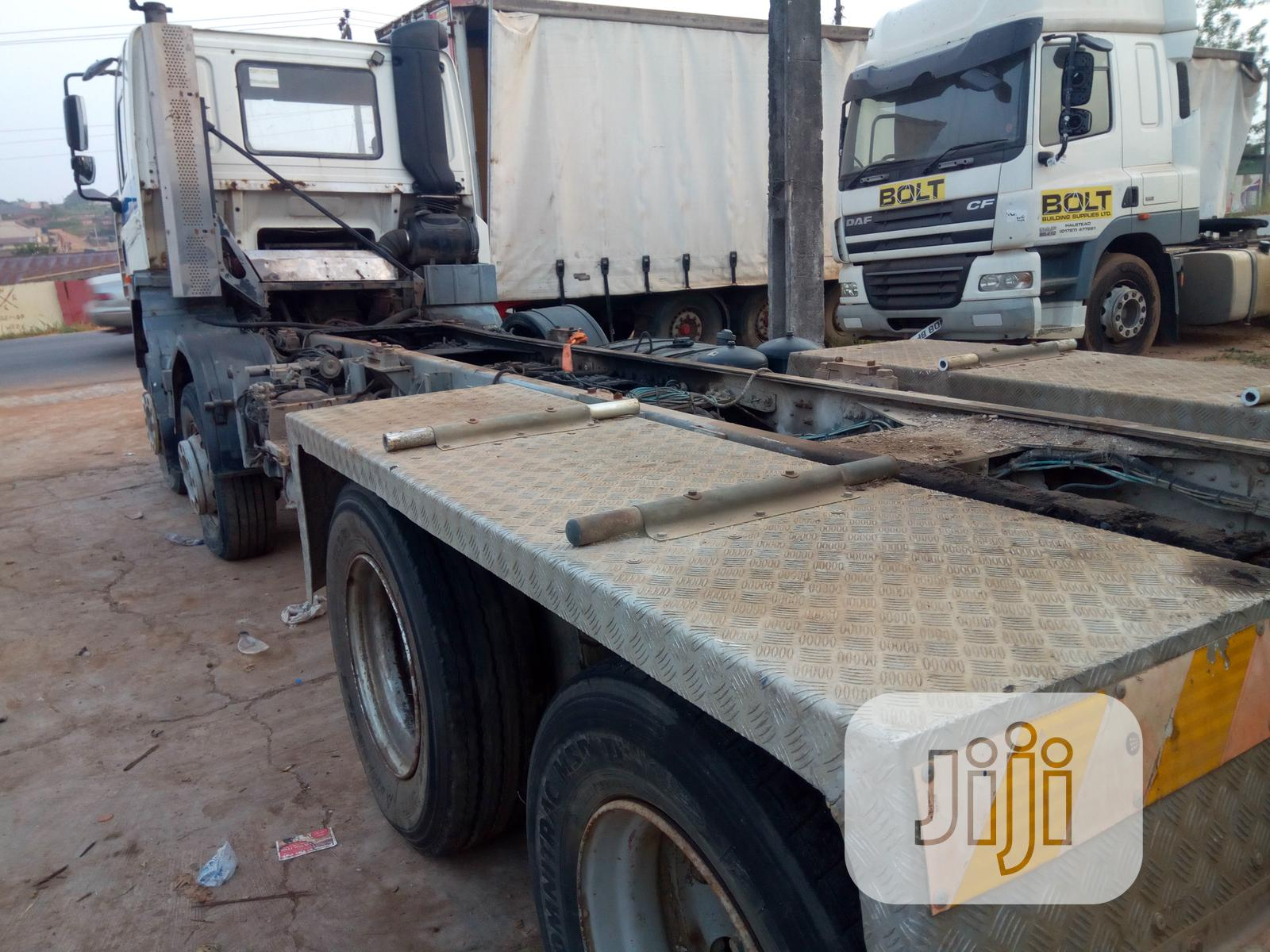 Archive: DAF Cf, 12 Tyres, 40ft, Spring Injector Pump Truck.