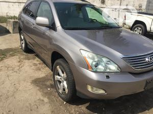 Lexus RX 2008 Gray   Cars for sale in Lagos State, Amuwo-Odofin