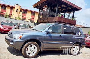 Toyota Highlander 2006 Limited V6 Beige   Cars for sale in Lagos State, Ogudu