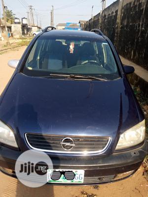 Opel Zafira 2005 1.8 Blue   Cars for sale in Lagos State, Ikorodu