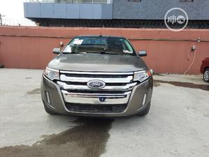 Ford Edge 2014 Beige | Cars for sale in Lagos State, Amuwo-Odofin