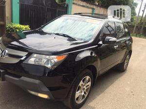 Acura MDX 2008 Black | Cars for sale in Lagos State, Ikeja