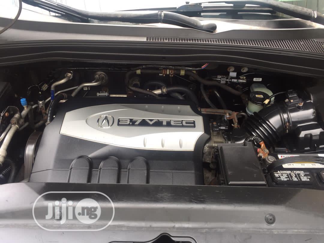 Acura MDX 2008 Black | Cars for sale in Ikeja, Lagos State, Nigeria
