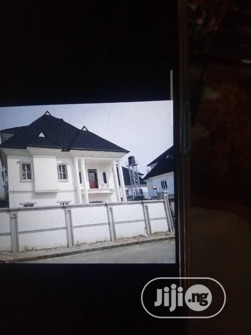 Newly Built 5 Bedroom Duplex at Rumuibekwe Estate