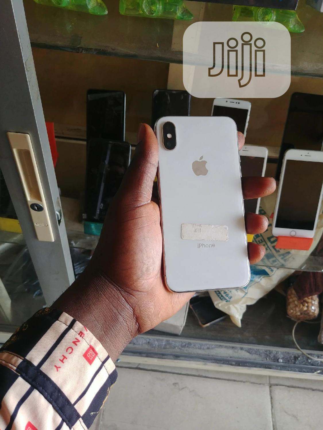 Apple iPhone X 64 GB White | Mobile Phones for sale in Ibadan, Oyo State, Nigeria