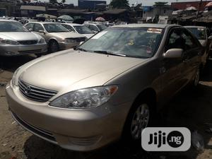 Toyota Camry 2006 Gold | Cars for sale in Lagos State, Apapa
