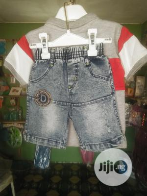 D.K. Fashion Jeans and T-Shirt | Children's Clothing for sale in Lagos State, Lagos Island (Eko)