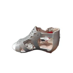 Nice Silver Sandal for Girls | Children's Shoes for sale in Lagos State, Ojodu