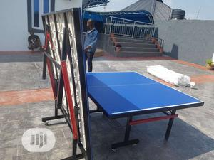 The German Gient Board That Come With a Free Tennis Bat   Sports Equipment for sale in Lagos State, Ejigbo