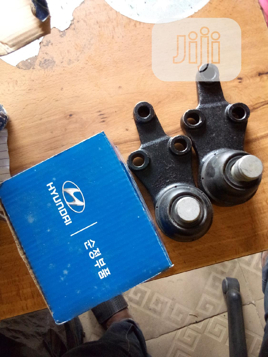 Ball Joints for Hyundai H1 Bus 2009